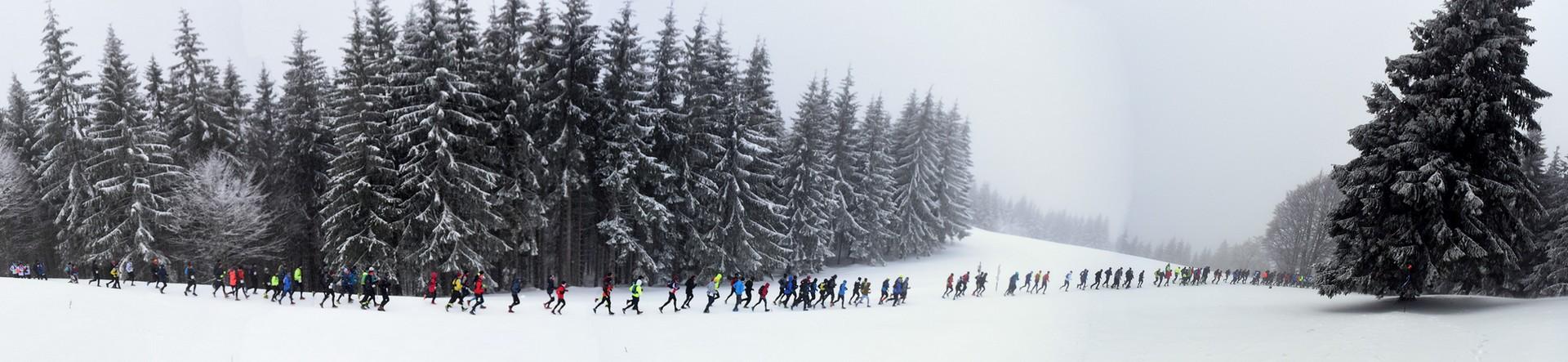 Trail Blanc des Vosges 2021 – Annulé